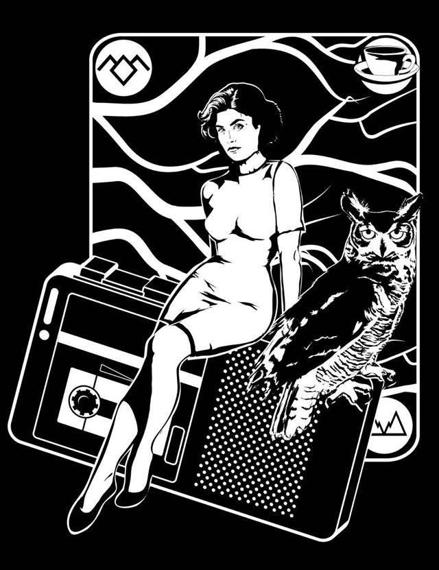 Audrey Horne by dnobody