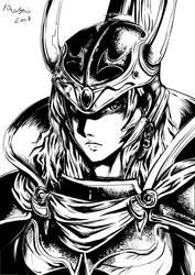 Dissidia: Warrior of Light
