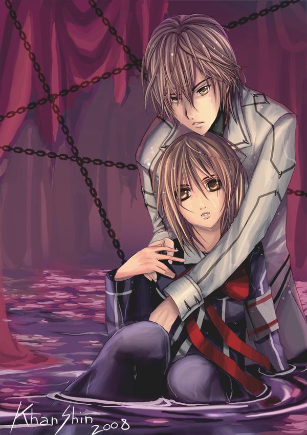 Vampire knight: Kaname x Yuki by khanshin