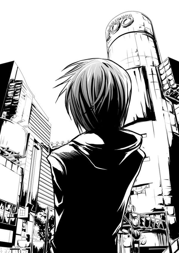 E.V.O chapter 0 first part by khanshin