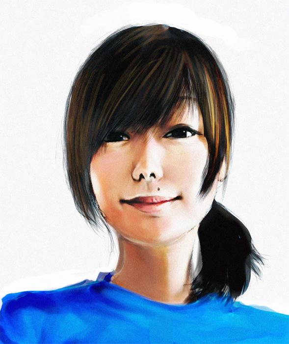 Portrait C by khanshin