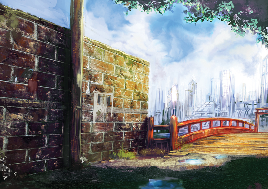 speed painting by khanshin