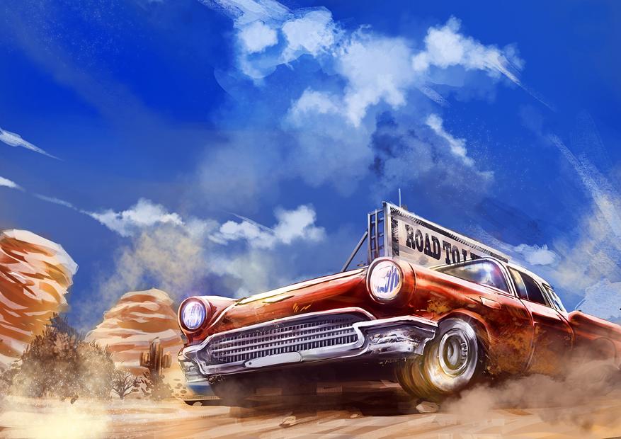 speed painting3 by khanshin