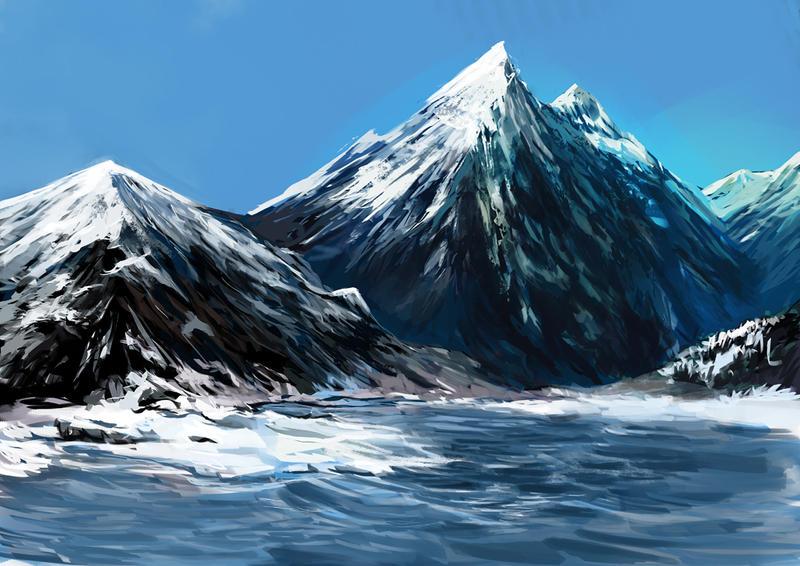 speed painting4 by khanshin