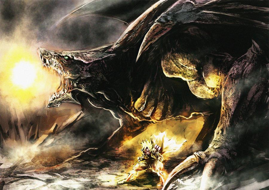 breath of fire3: kayser by khanshin