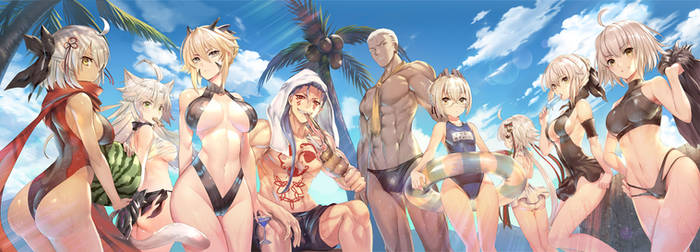 Alters summer