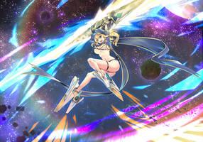 mysterious heroine xx by khanshin