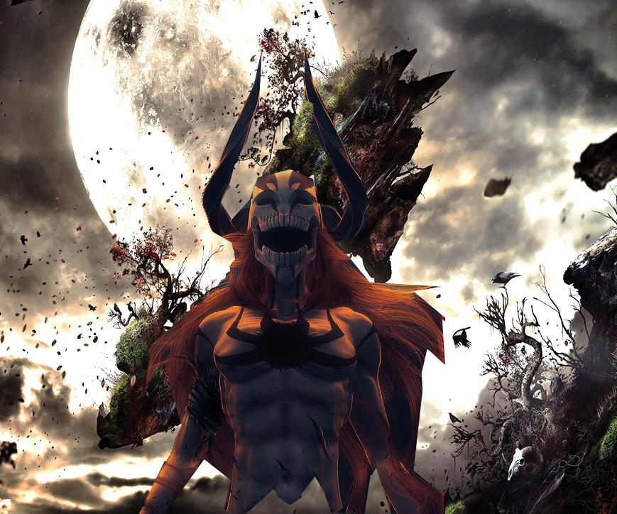 Dark,Monster&Demon Bleach_Hollow_Ichigo_2nd_by_iBeastenz