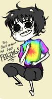 I FEEL FEELINGS by SHADOWxxxMIMZ