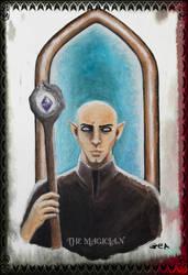 Solas - The Magician - Tarot Card