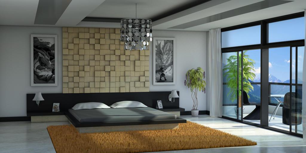 Simple Bedroom Pics