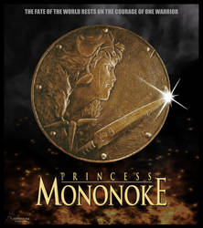 Princess Mononoke - Custom poster