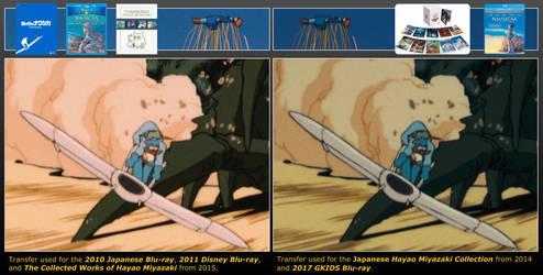 Nausicaa GKIDS vs Disney v3