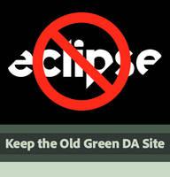 Keep The Old Green Version By Namygaga Ddvit64