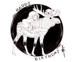 -Happy Birthday Moosekleenex