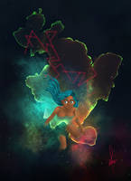 -Nebula by hypheen