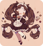 [ C ] Maid of Sweets