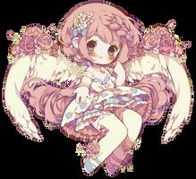[ C ] Blooming Angel