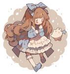 Muffin in Wonderland
