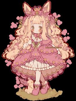 Lavender Princess