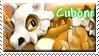 Cubone Stamp1