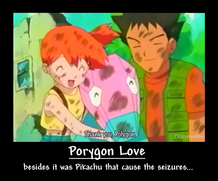Porygon Love by spud13...