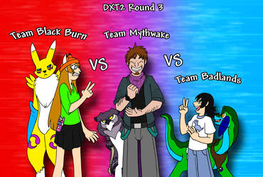 DXT2 Round 3 Cover Page by spud133