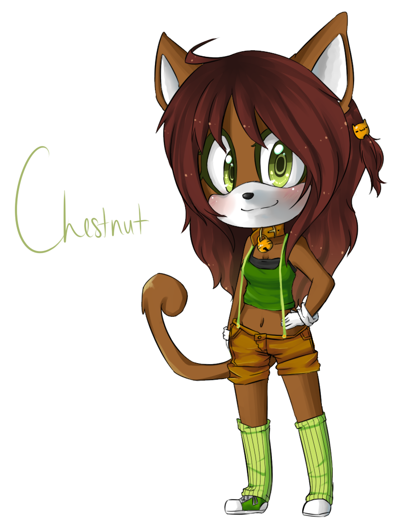 AT: Chestnut by buggingtin