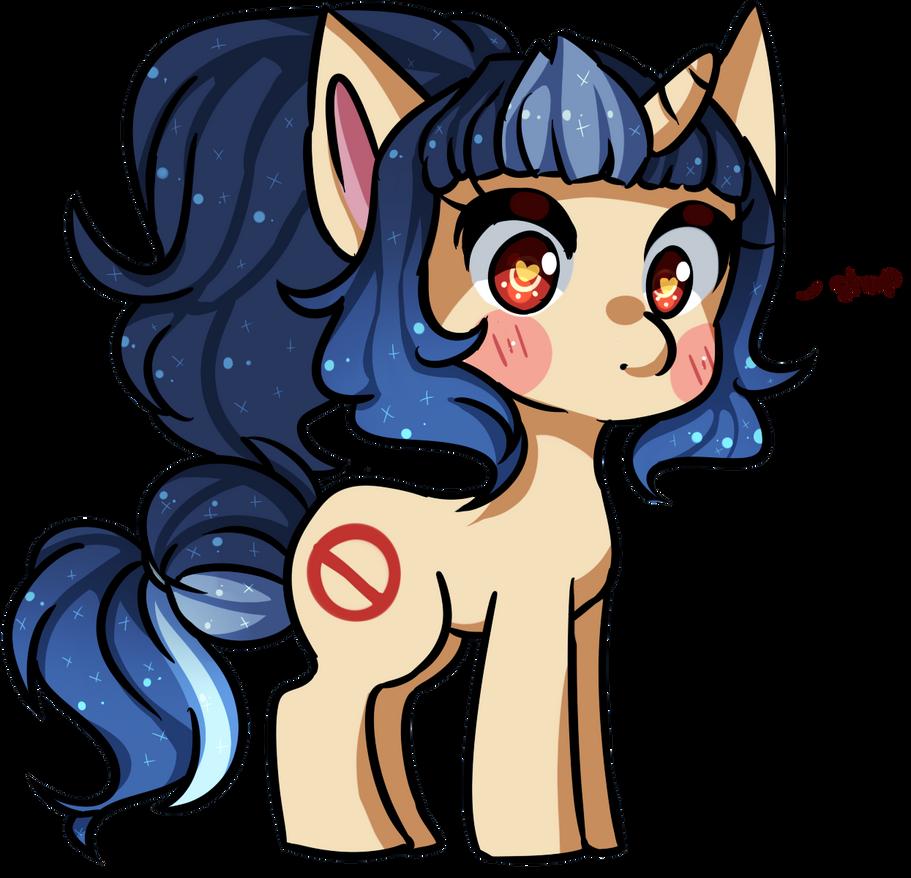 pony by buggingtin