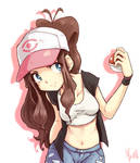 PkMn - New girl in the town