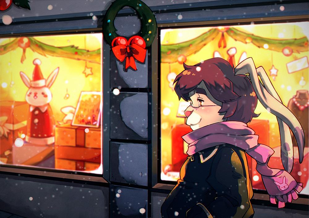 let it snow~ by LazyTurtle