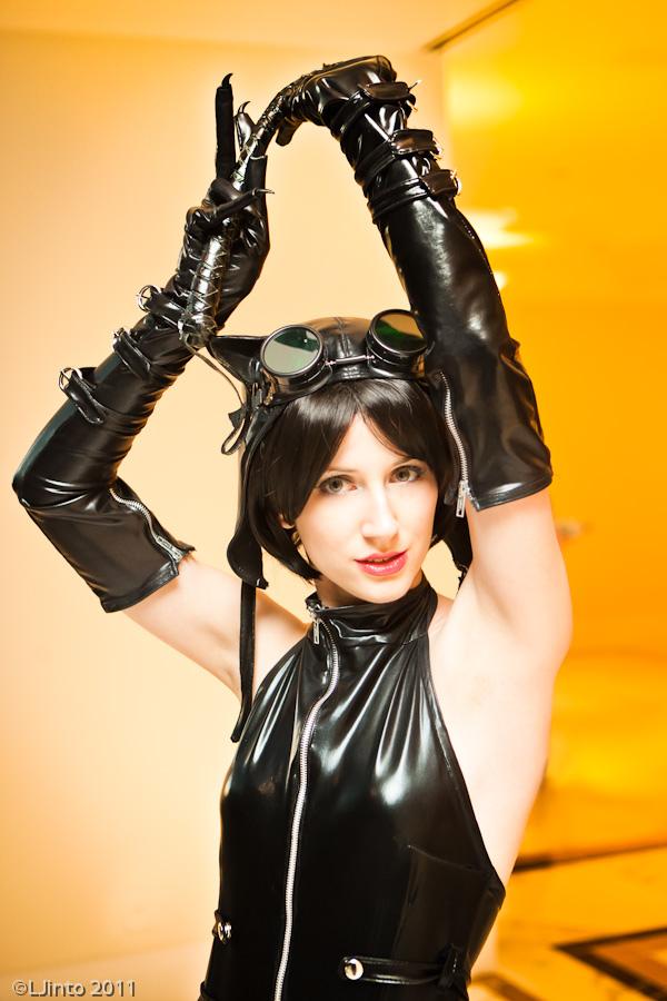 Ame Comi Catwoman I by Dessi-Desu