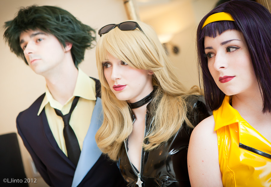 Cowboy Bebop-Group by Dessi-Desu