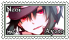 Stamp Naoi Ayato by SpanishPandaHero