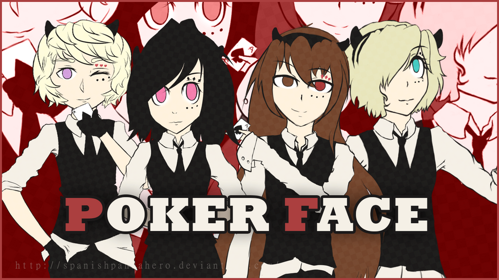 Poker Face In Spanish Casino Lwd