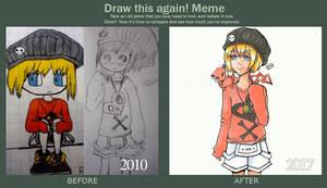 Meme | Draw this again! by SpanishPandaHero