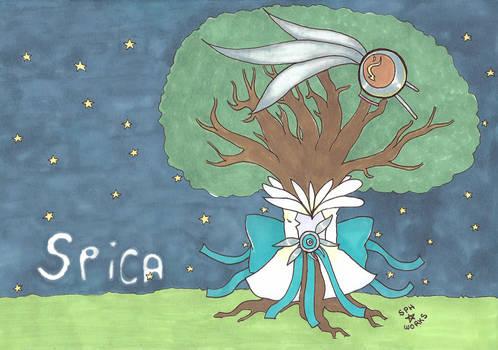 UTAU | SPiCa | Tree | Inktober Day 15