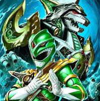 Dragon Zord Power by aitorsoyyo