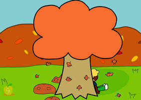 The Great Tree by MxYabloko