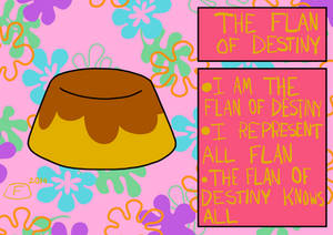 FLAN OF DESTINY REFERENCE