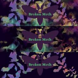 broken moth banners