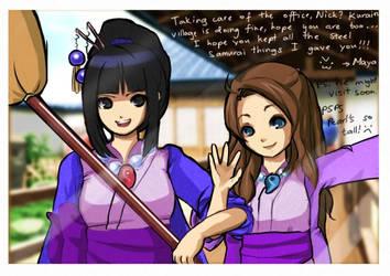 n Years Later by sa0ri-chan
