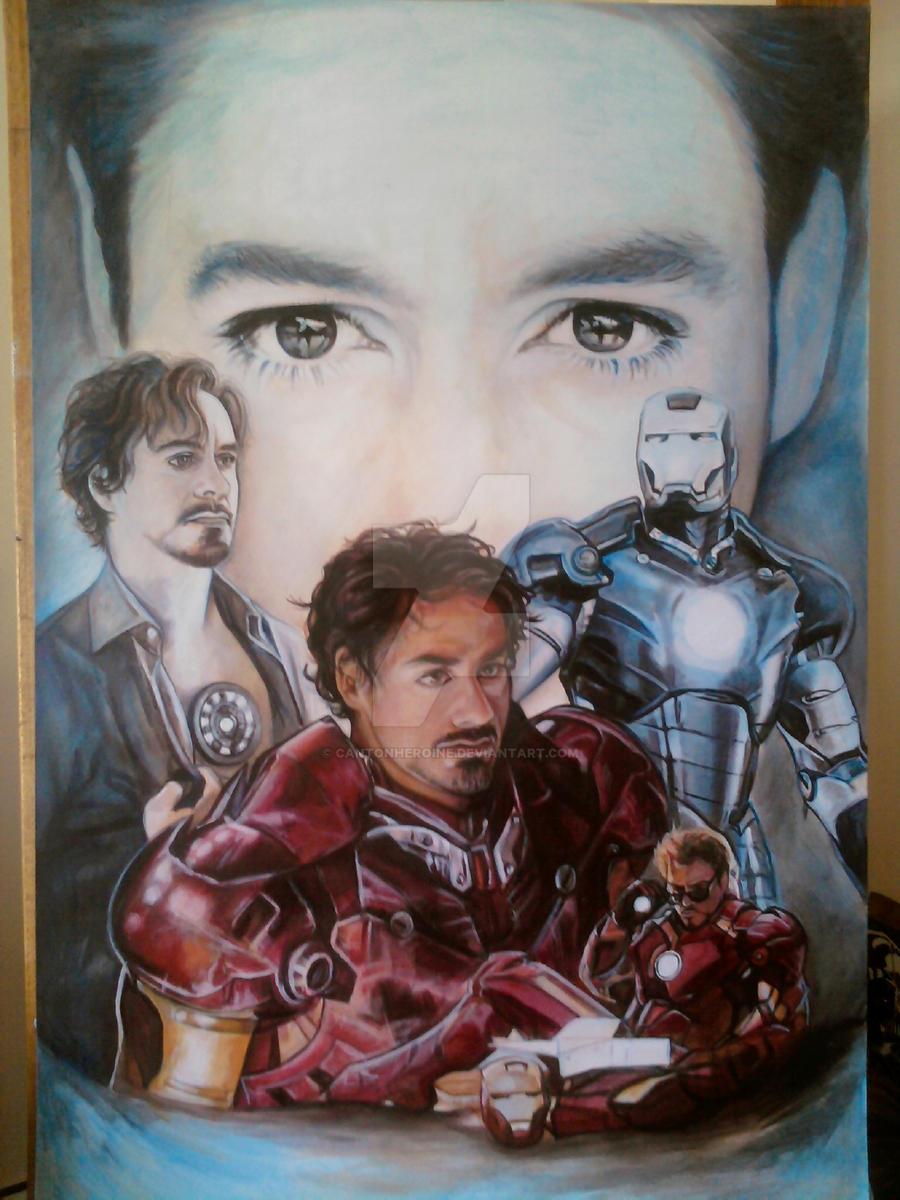 Stark by CantonHeroine