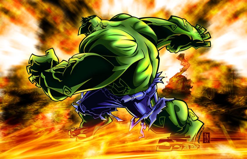 Hulk Smaaaash by FrankRapoza