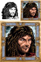 Ragnarok: Fall of Odin - Thor by FrankRapoza