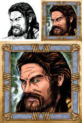 Ragnarok: Fall of Odin - Freyr by FrankRapoza