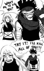 StainSaku - Kill You
