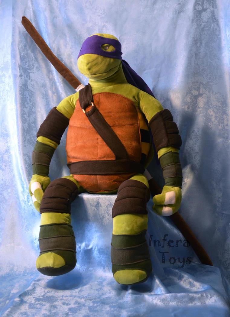 Donatello by InferaDragon