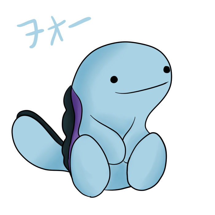 Quagsire Id By Rokkrokk On Deviantart