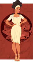 Disney Hercules_The Epic Lady